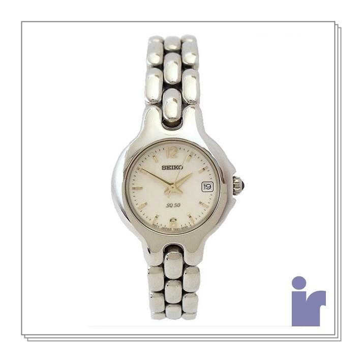 Foto Reloj Seiko SXD247P1 SQ 50 Vivace Quartz mujer [3104]